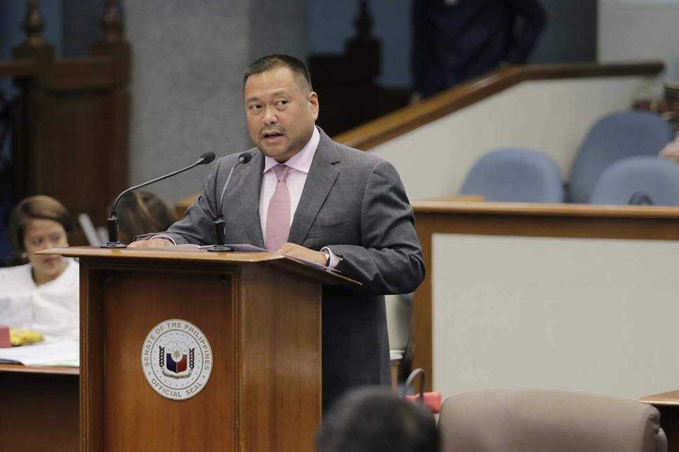 SEN. JV EJERCITO ON THE MURDER OF 14-YR. OLD REYNALDO DE GUZMAN