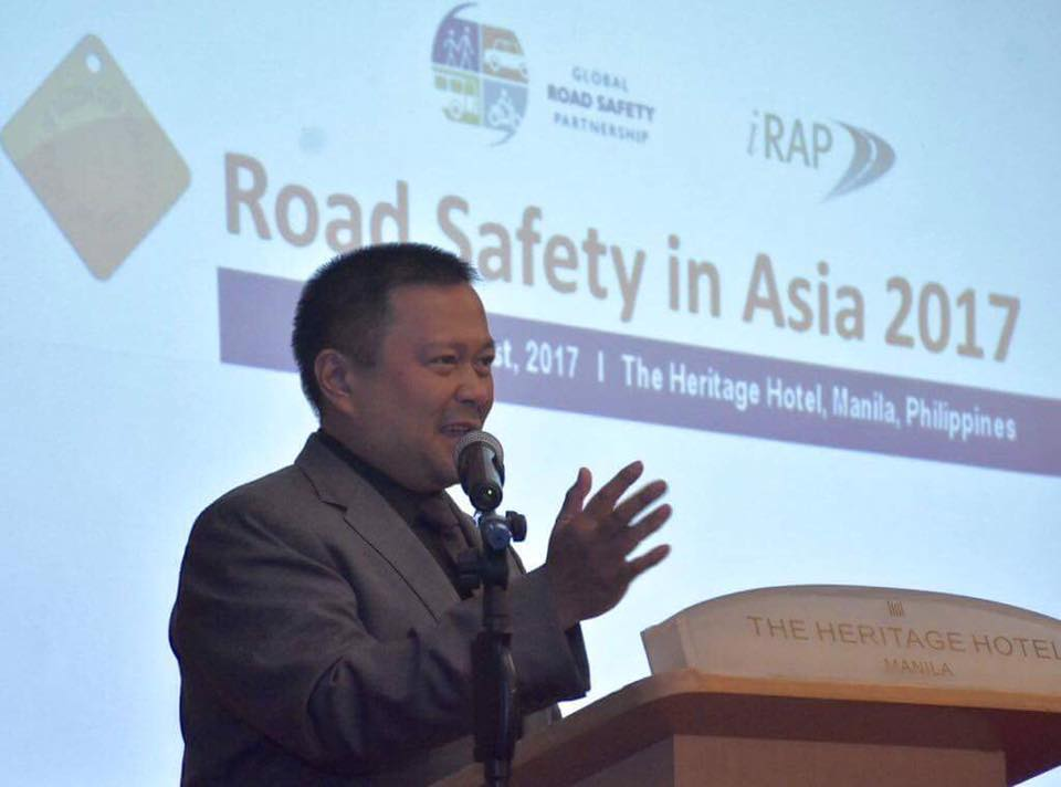 ROAD SAFETY IN ASIA 2017