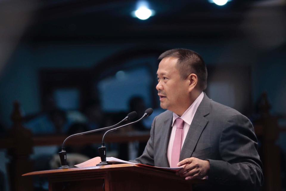 JV EJERCITO: SENATE WILL NOT DENY CHR's NEEDED BUDGET