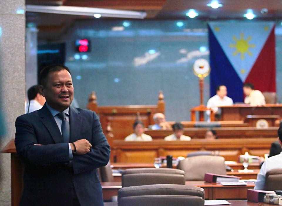 Sen. JV Ejericto Senate Activities