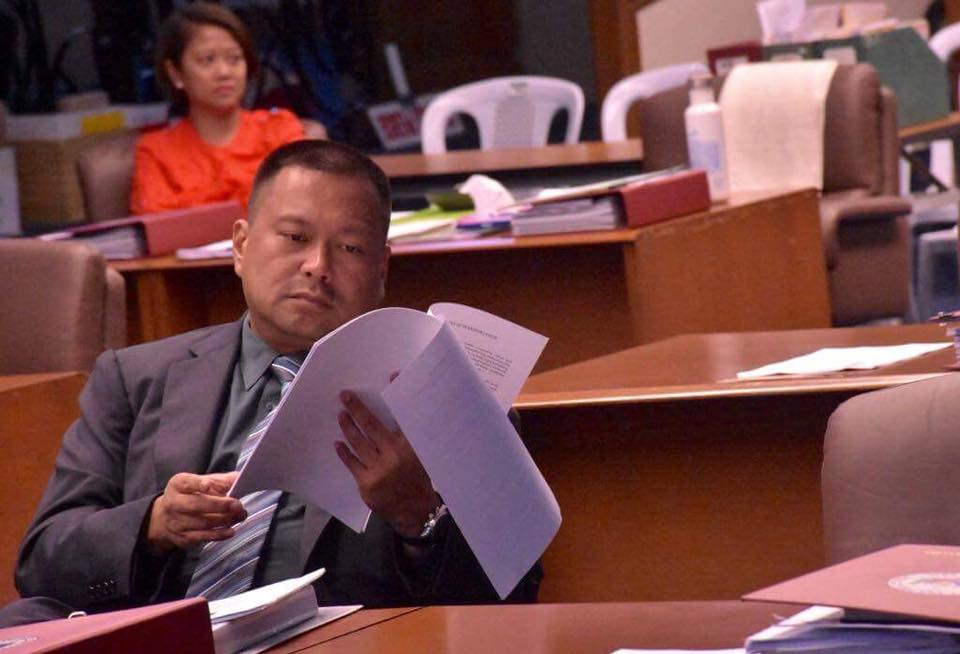 Sen. JV Ejercito Senate Activities – 05 October 2017