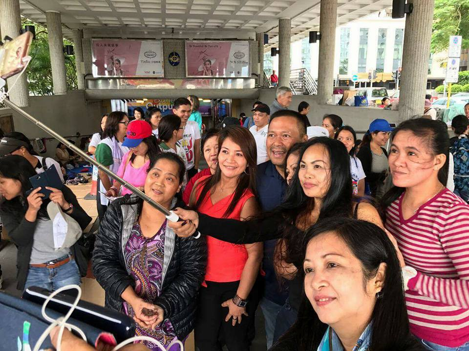 HK WITH OFWs