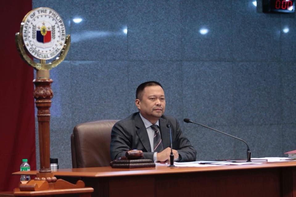 SEN. JV EJERCITO SEEKS CREATION OF TASK FORCE ON DENGVAXIA