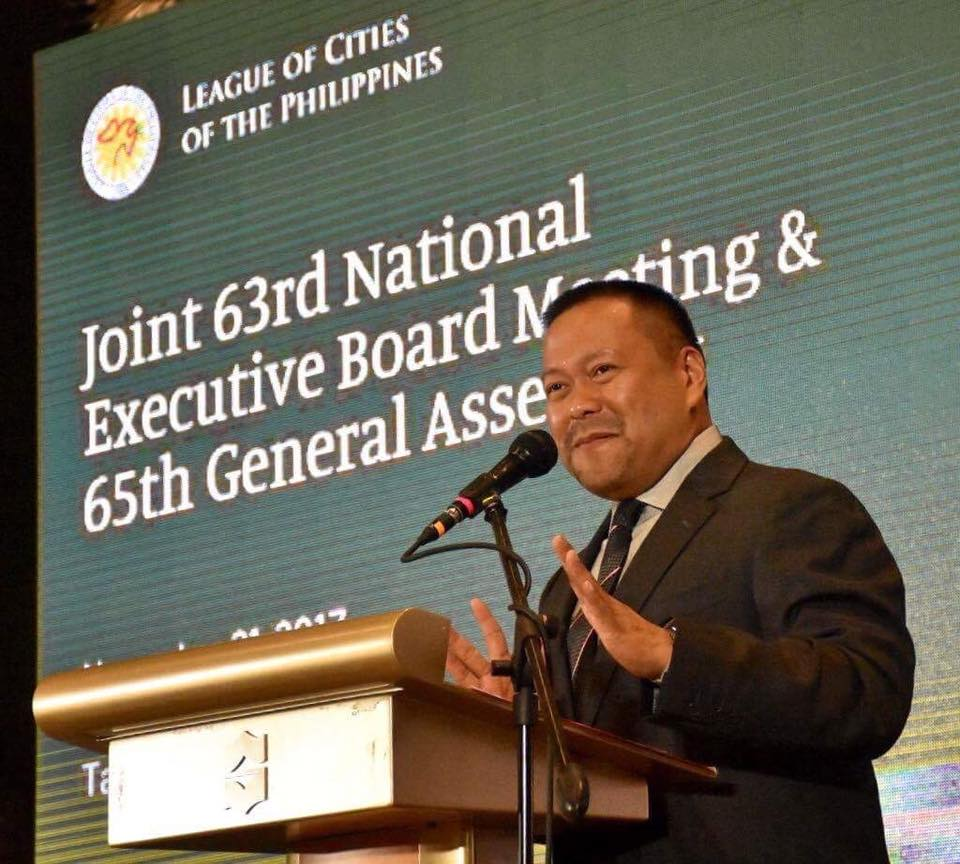 LEAGUE OF CITIES OF THE PHILIPPINES' 65th General Assembl