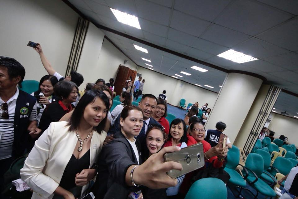HEARING on the BARANGAY HEALTH WORKERS ACT