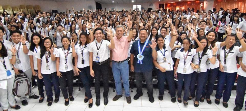 ECONOMIC FORUM in BICOL UNIVERSITY