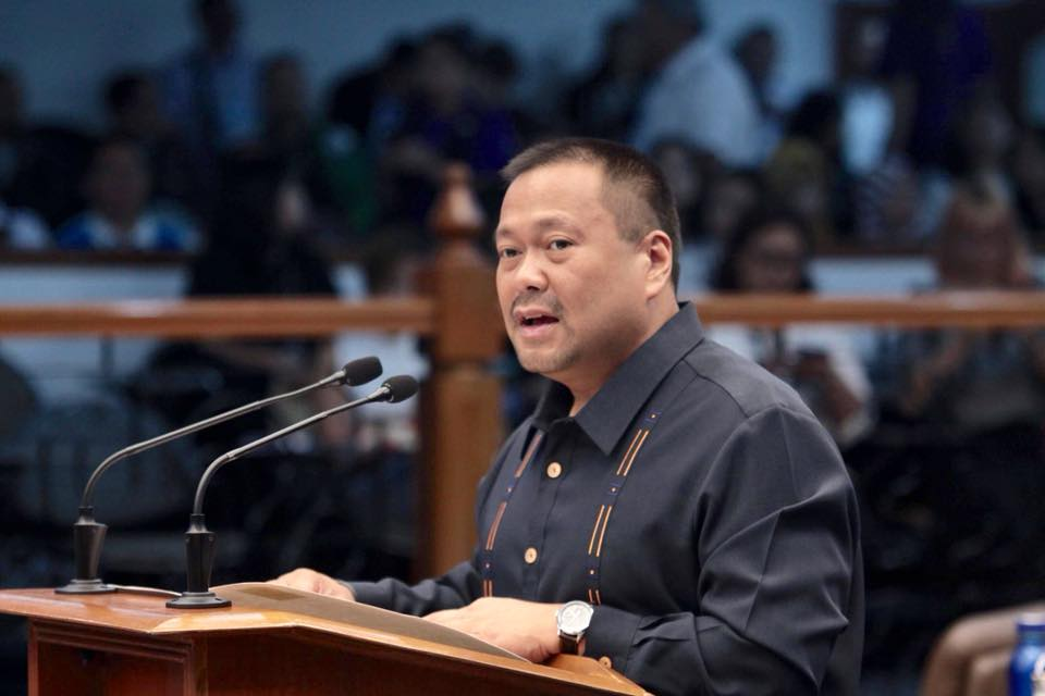 IN PHOTOS 📷: Sen. JV Ejercito Senate Activities