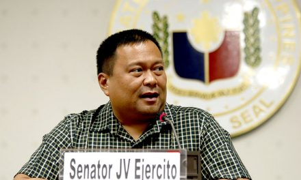 Ejercito urges regulation of electronic cigarettes