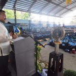 Mag-aral mabuti! JV Ejercito urges students to take advantage of free tuition law
