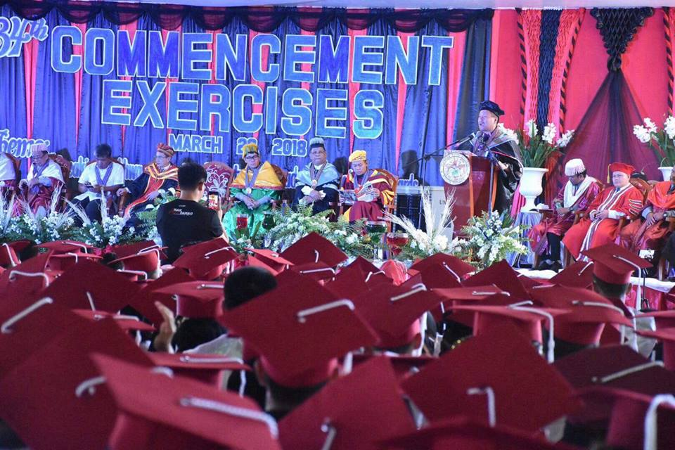 BASILAN STATE COLLEGE 34th Commencement Exercises | JV EJERCITO
