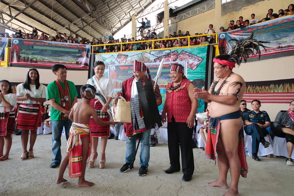 ADOPTED SON OF MOUNTAIN PROVINCE  14th Lang-ay Festival 🎉
