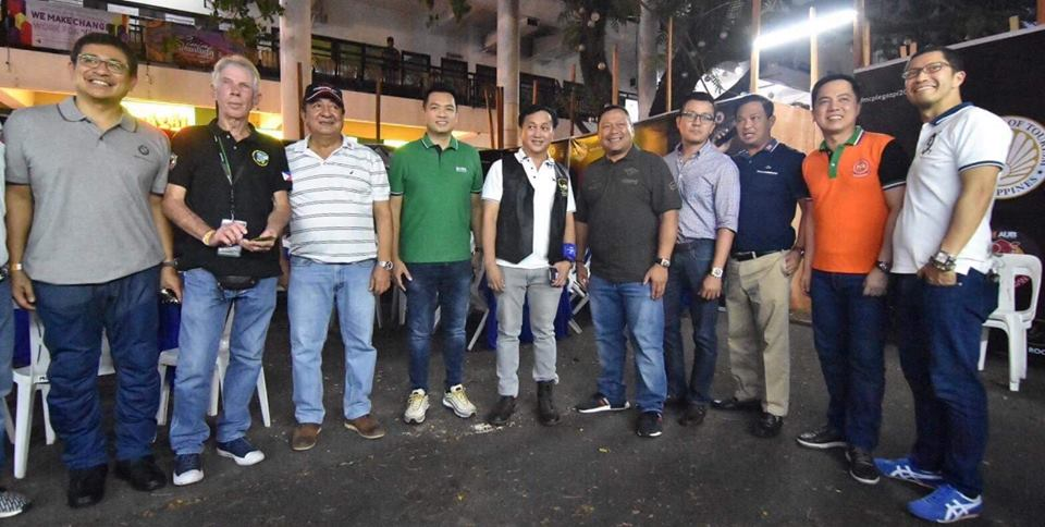 The 24th National Federation Motorcycle Clubs of the Philippines Annual Convention held in Legaspi , Albay