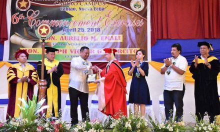 POLYTECHNIC UNIVERSITY of the PHILIPPINES – CABIAO CAMPUS  6th Commencement Exercises 👩🏻‍🎓👨🏻‍🎓
