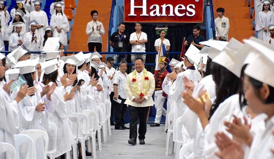 POLYTECHNIC UNIVERSITY of the PHILIPPINES – SAN JUAN CAMPUS  Commencement Exercises 👩🏻🎓👨🏻🎓