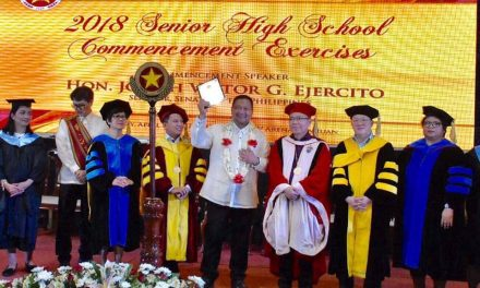POLYTECHNIC UNIVERSITY of the PHILIPPINES – SAN JUAN CAMPUS  Commencement Exercises ‍‍