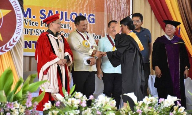 POLYTECHNIC UNIVERSITY of the PHILIPPINES – Bansud, Mindoro Oriental Campus 6th Commencement Exercises 👩🏻🎓👨🏻🎓