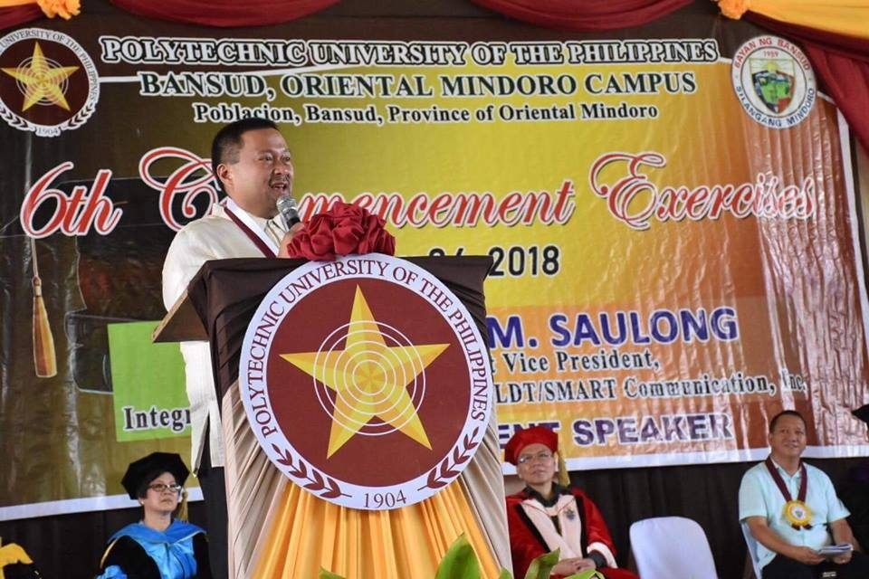 POLYTECHNIC UNIVERSITY of the PHILIPPINES – Bansud, Mindoro Oriental Campus 6th Commencement Exercises 👩🏻‍🎓👨🏻‍🎓