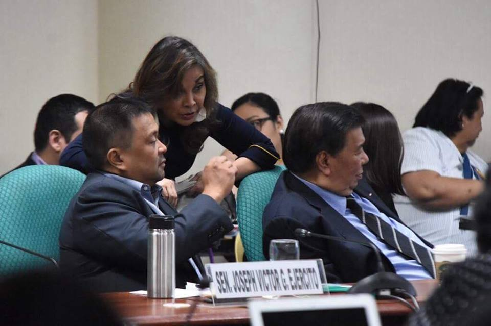 SJVE sa SENADO – 3rd Regular Session