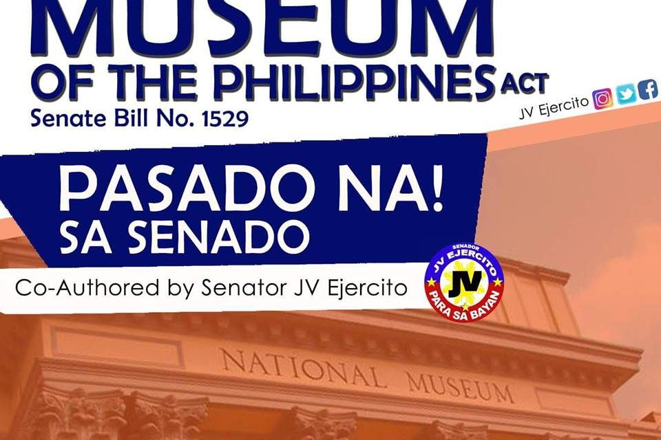 NATIONAL MUSEUM, PRIMARY KEEPER OF FILIPINO HERITAGE