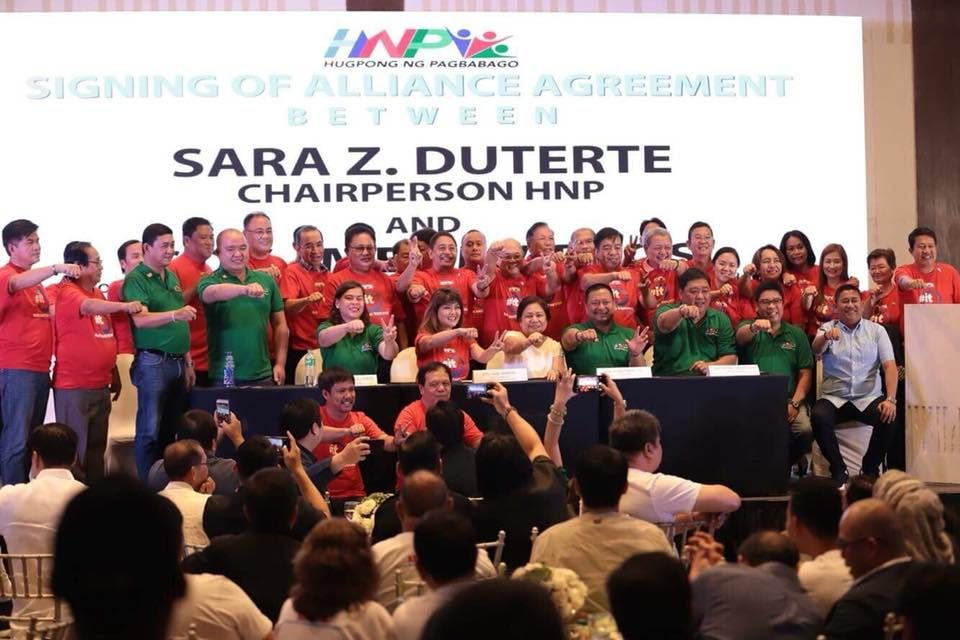SIGNING of ALLIANCE AGREEMENT