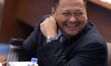 Sen. JV Ejercito Senate Activities – 14 August 2018