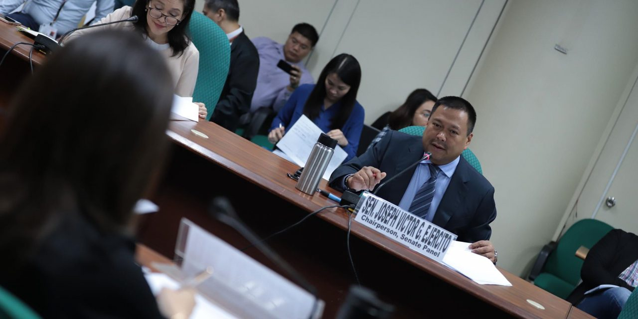 "BICAMERAL CONFERENCE COMMITTEE HEARING ""KALUSUGAN at NUTRISYON ng MAG-NANAY ACT"""