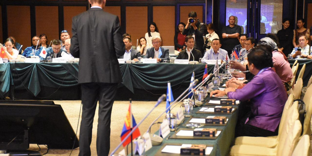 CLOSING CEREMONY of the 4th MEETING of the ASIA-PACIFIC PARLIAMENTARIAN FORUM on GLOBAL HEALTH