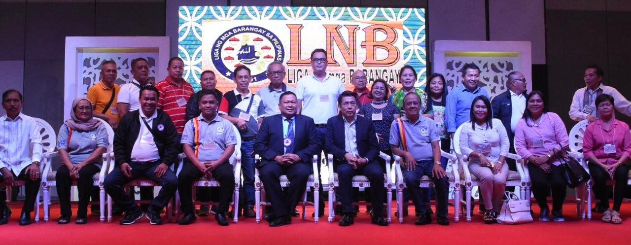 LIGA ng mga BARANGAY  2018 NATIONAL CONVENTION
