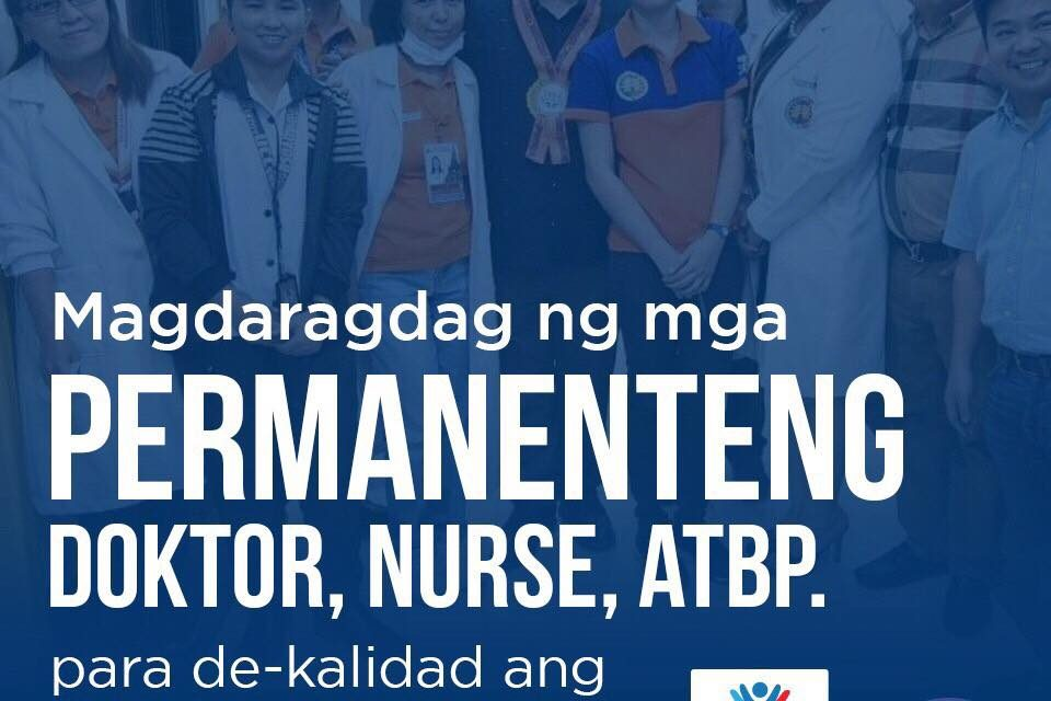 Universal Health Care for all Filipinos Act