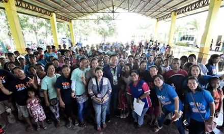 INAUGURATION OF BARANGAY FARM TO MARKET ROAD IN ILOILO CITY