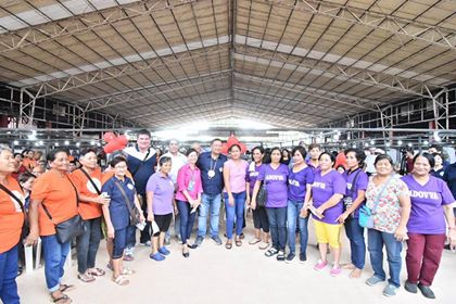 INAUGURATION and BLESSING of SILAY CITY PUBLIC MARKET