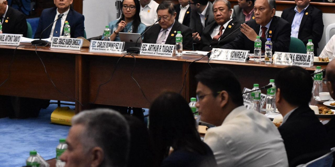 Sen. JV Ejercito Senate Activities – 10 September 2018