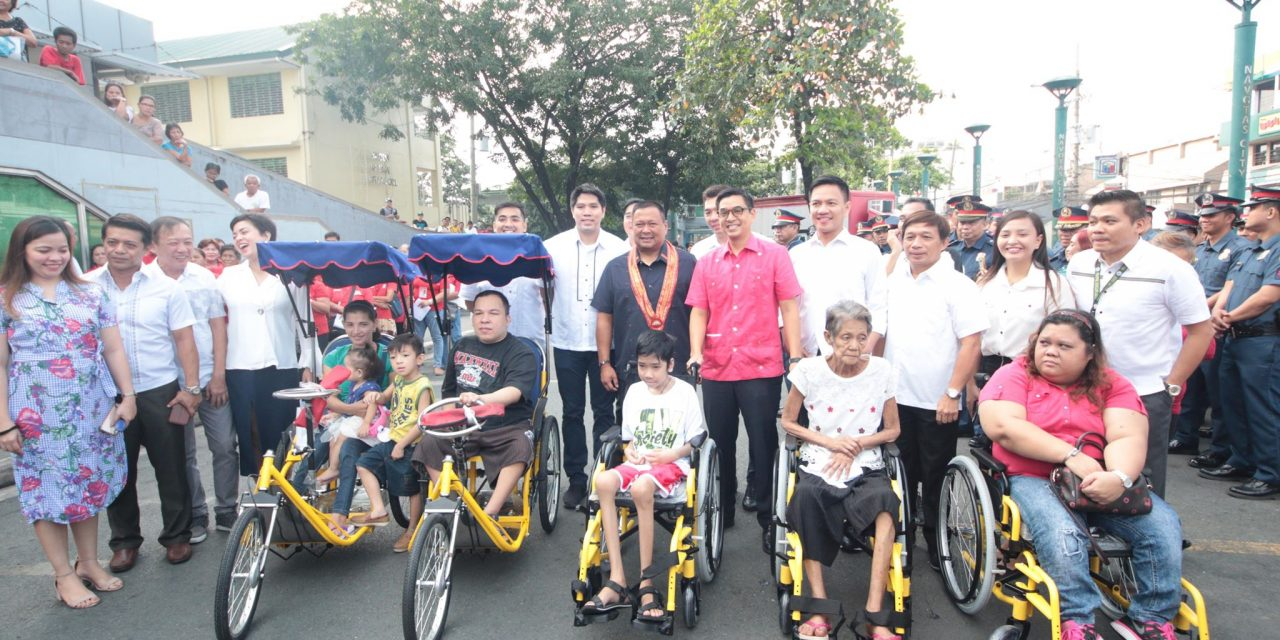 NAVOTAS CITY FLAG-RAISING CEREMONY