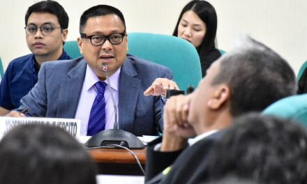 Sen. JV Ejercito Senate Activities 11 September 2018