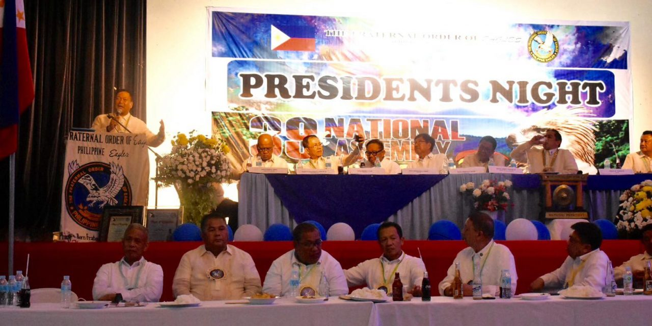 FRATERNAL ORDER OF EAGLES 39th NATIONAL ASSEMBLY