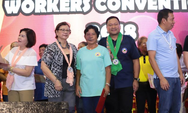 SURIGAO DEL NORTE BHW CONVENTION.