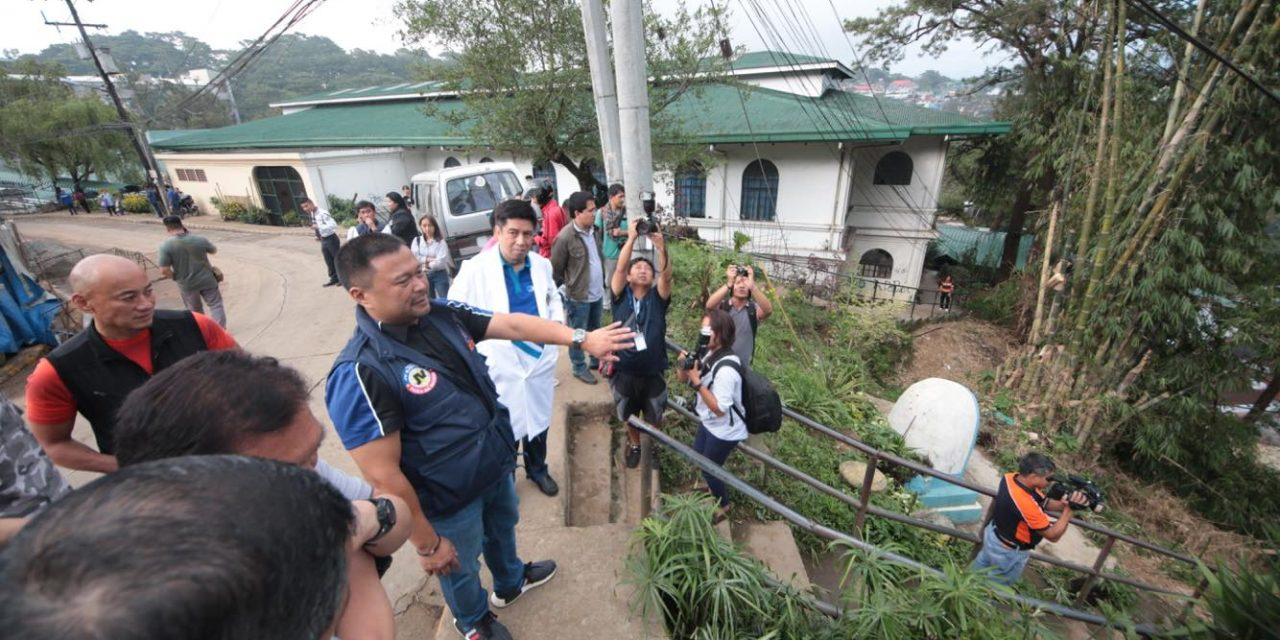 BAGUIO GEN HOSPITAL and MEDICAL CENTER VISIT.