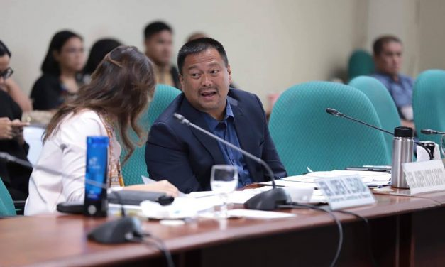 DILG BUDGET HEARING.
