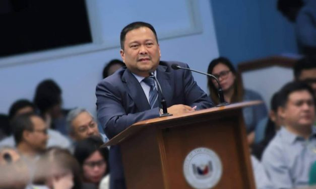Reelectionist Sen. JV Ejercito says IRRS should be 'faithful' to the intentions of UHC, DHSUD
