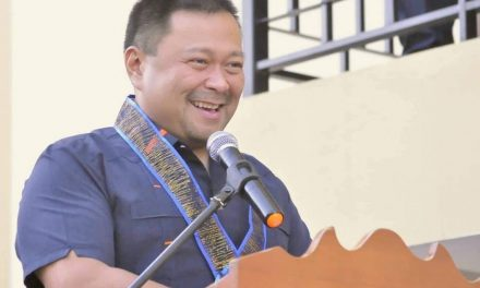 Sen. JV Ejercito bats for mechanized farming, agricultural modernization