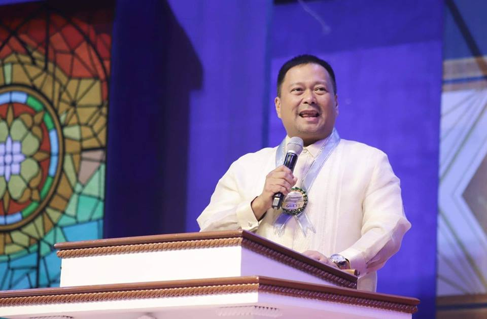 Sen. JV Ejercito assures OFWs are covered by the Universal Health Care law