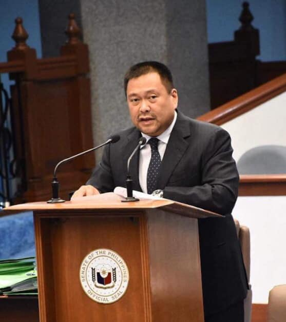 Sen. JV Ejercito says Pinoy workers should be prioritized over Chinese, foreigners