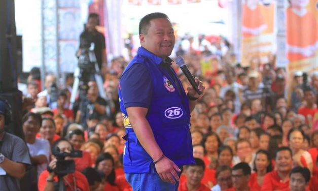 Senator Ejercito prods BFP to make sure hospitals have water
