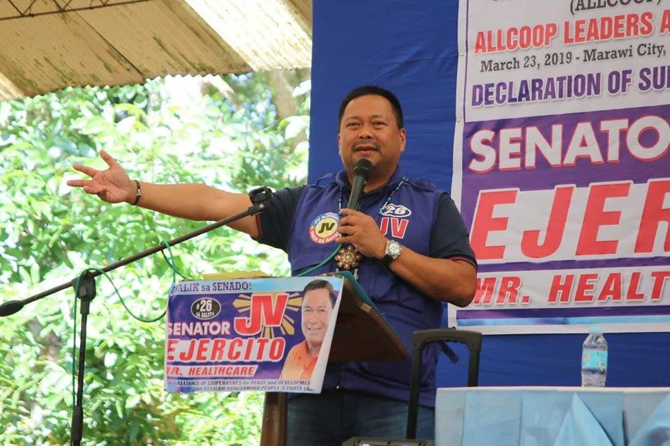 Sen. Ejercito to BHW, BNS: Your compensation and benefits will follow