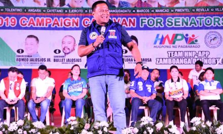 Sen. JV: UHC requires new doctors to serve in far-flung communities