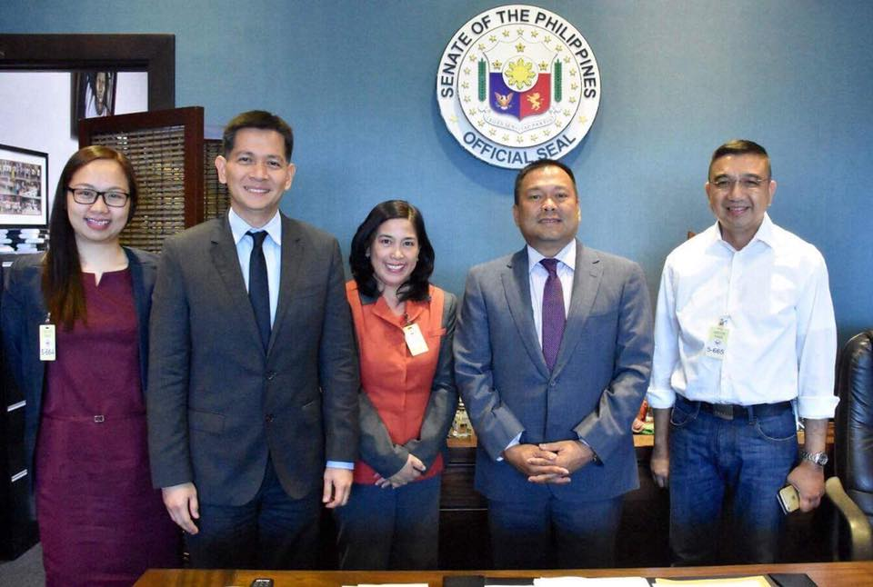 Sen. JV Ejercito Senate Activities – 29 November 2017.