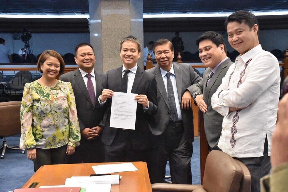 Sen. JV Ejercito Senate Activities – 04 December 2017