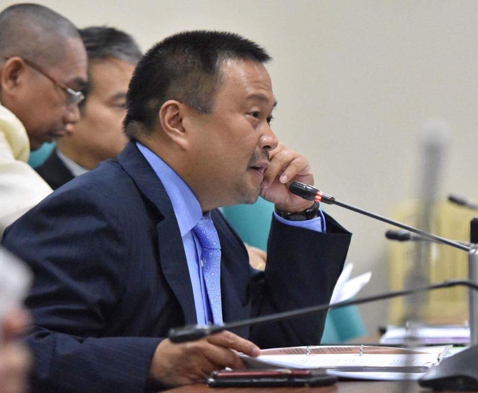 SEN. JV EJERCITO CONDEMNS KILLING OF UNIVERSITY PRESIDENT