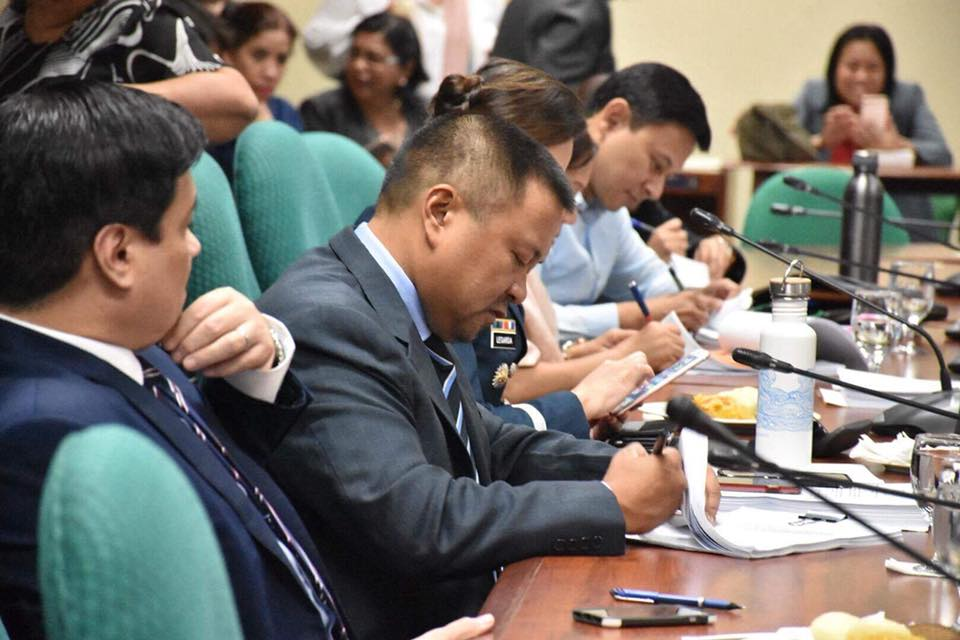 Signing of the Bicameral Conference Committee Report on House Bill 6215