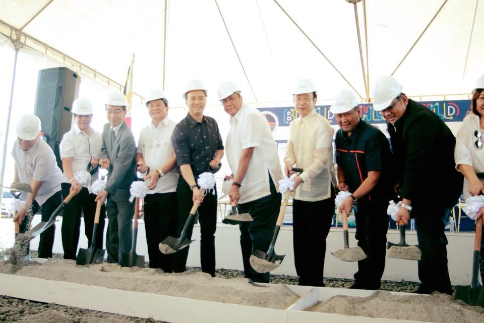 COMMENCEMENT OF WORKS FOR PNR CLARK PHASE 1